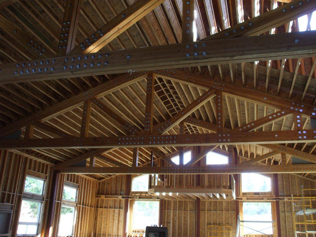Residential-Home-Wood-Framed