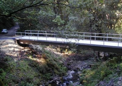 Humburg Mt Bridge