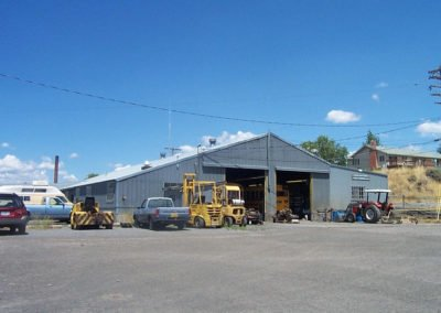 Klamath County Bus Shop