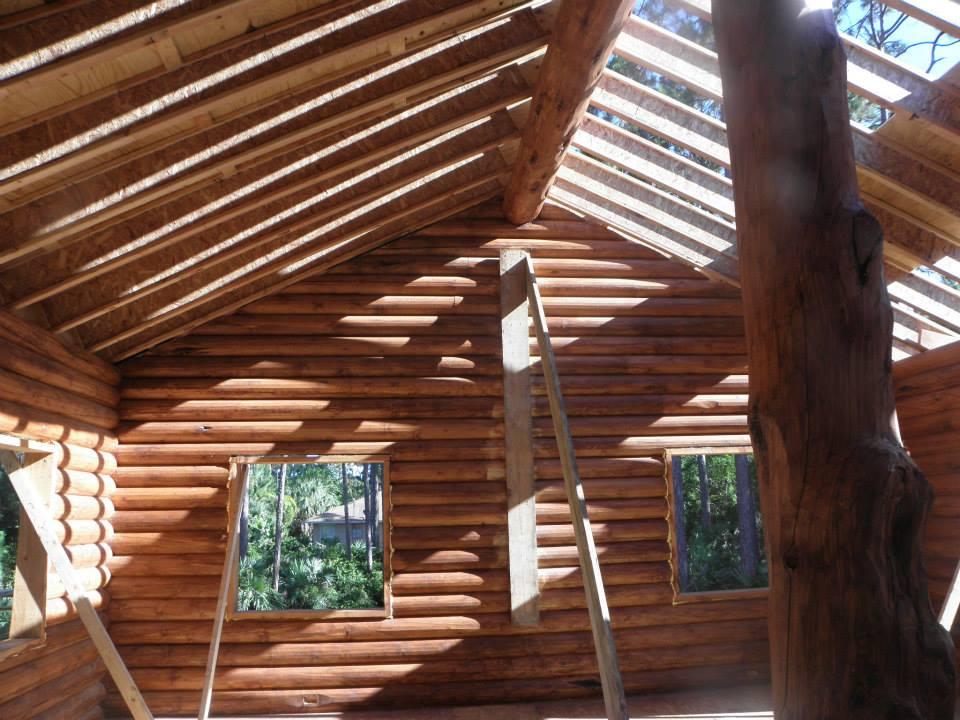 Lazarus Log Homes Reviews