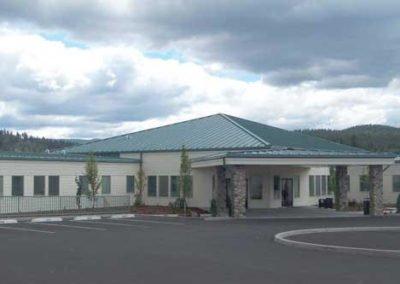 Klamath Tribes Social Services Building