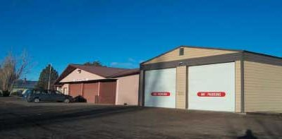 Merrill Fire Station