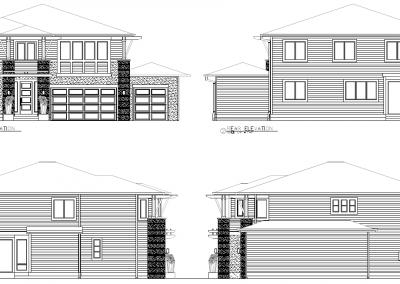 KF217-219 Residential Home