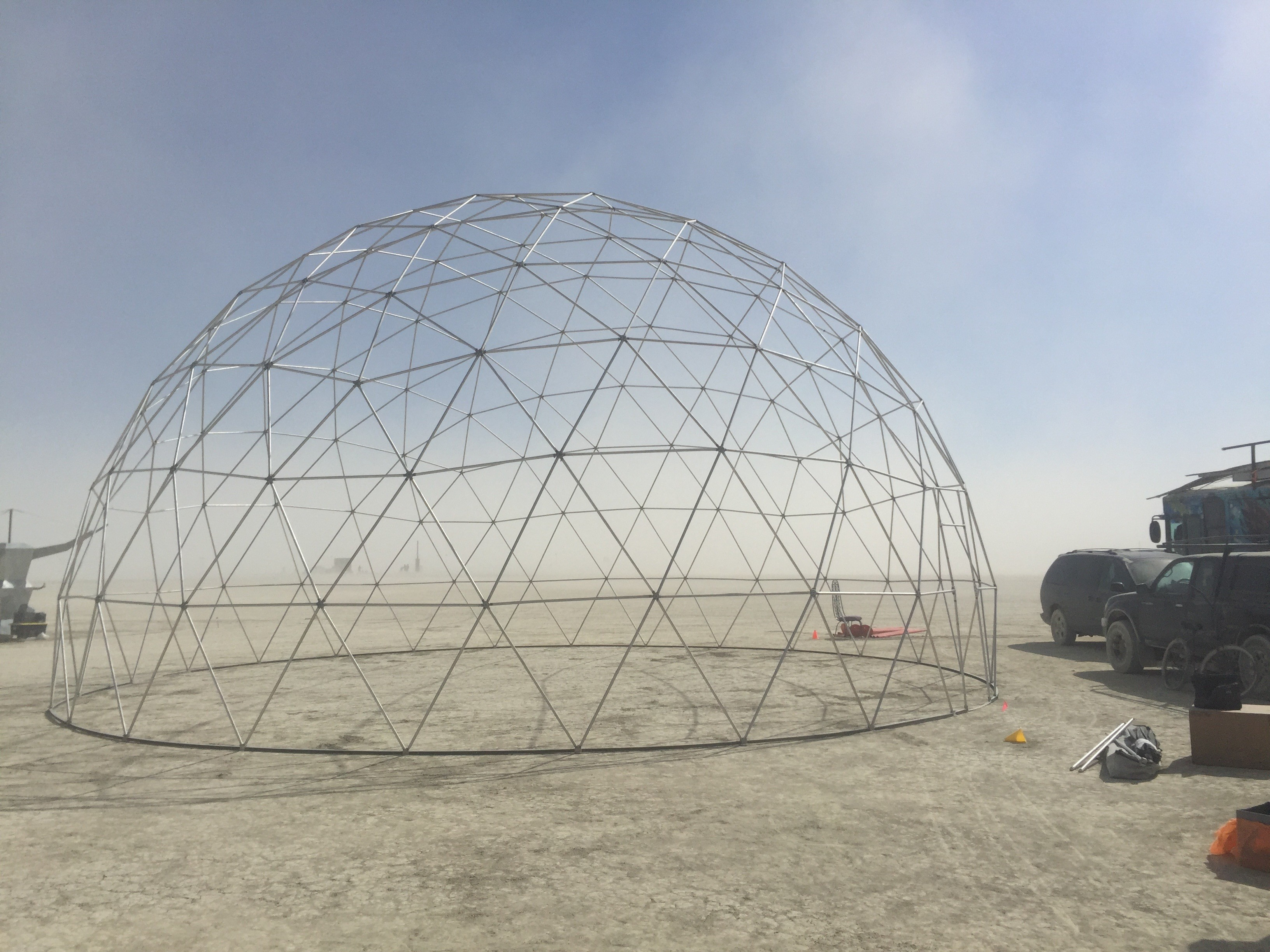 Full Dome Pro Burning Man