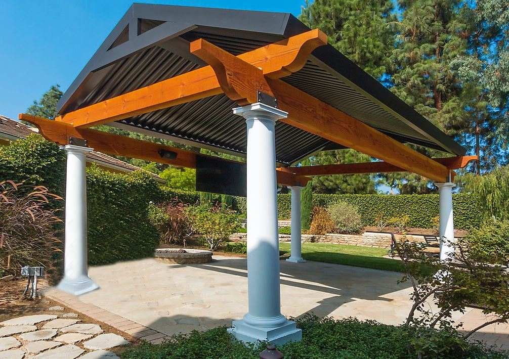 Townsquare canopy