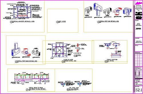 Commercial-Building-Bank-Plans