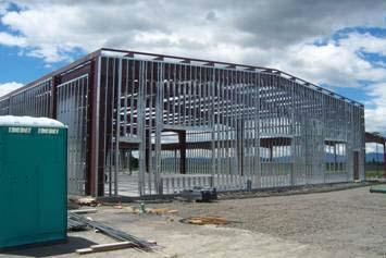 Structural Design Of Light Gauge Steel Cold Formed Steel