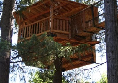 Tree Resort - Treehouse
