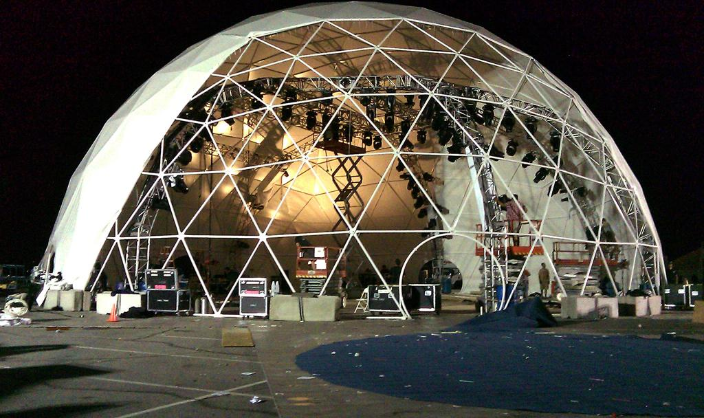 Building A Dome Home Yourself