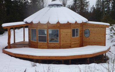 Designing a Custom Home to Remain Sustainable During Winter