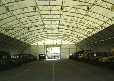 Military Fabric Structures