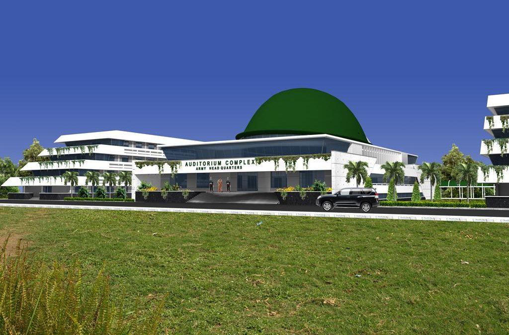 Helmet Dome for Bangladesh Army