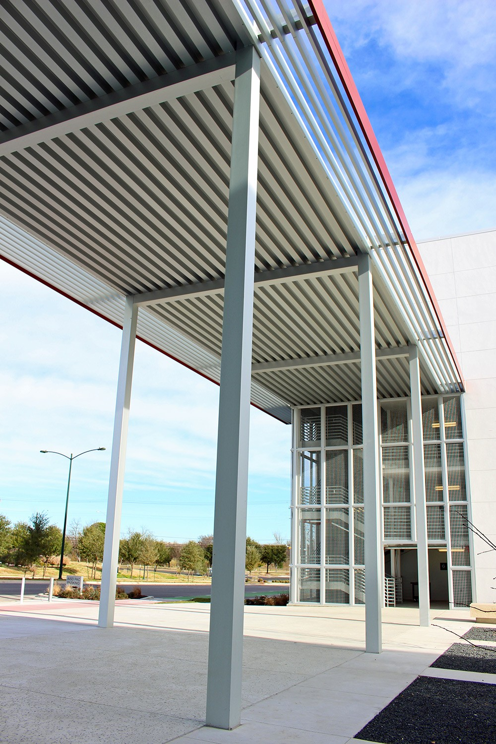 austin-isd-performing-arts-center-4 - Awning