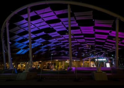 Austin Mall - Fabric Structure