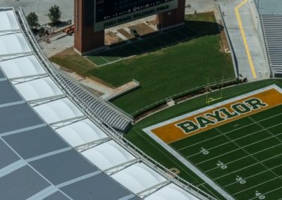 Baylor Stadium - Fabric Structure