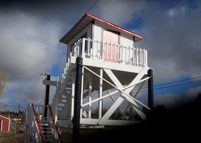 Bonanza School Watch Tower