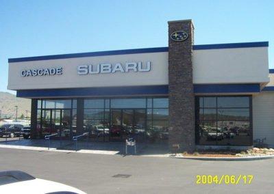 Cascade Subaru