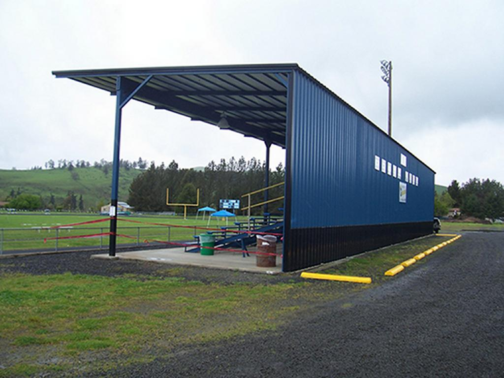 Glide Stadium | Precision Structural Engineering