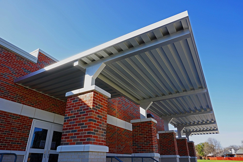 Architectural Canopies and Awnings | Precision Structural