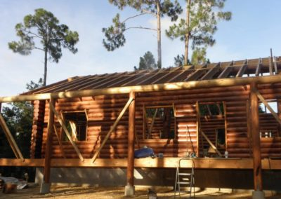 Log Homes Precision Structural Engineering