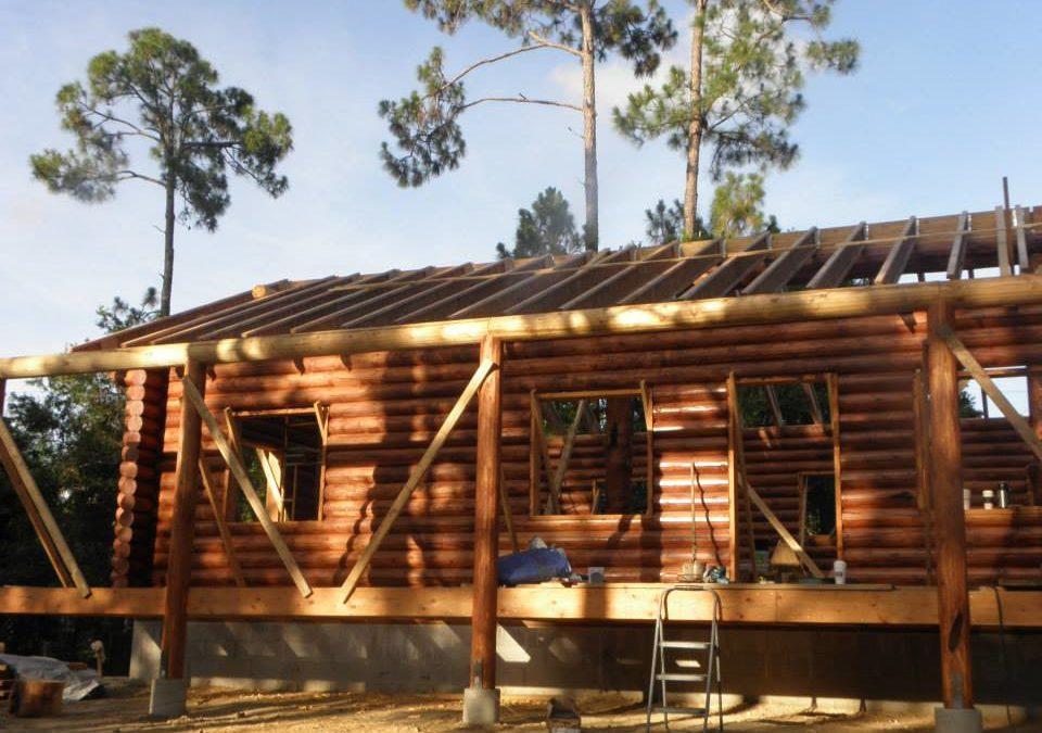 Lazarus Log Cabins