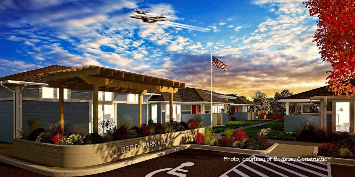 Liberty Park Village Veterans Housing Bogatay