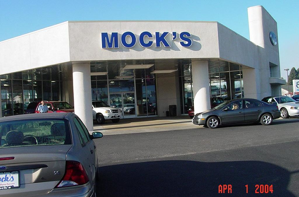 Mock Ford