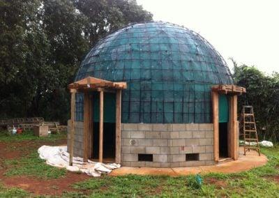 Dome Shelter, HI