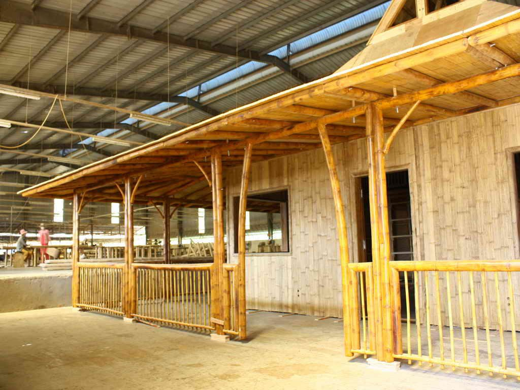 Bamboo gallery precision structural engineering - Building a new house ...