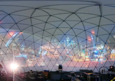 Superbowl Partial Dome Amphitheatre