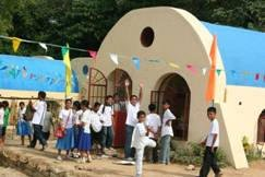 Earthbag School