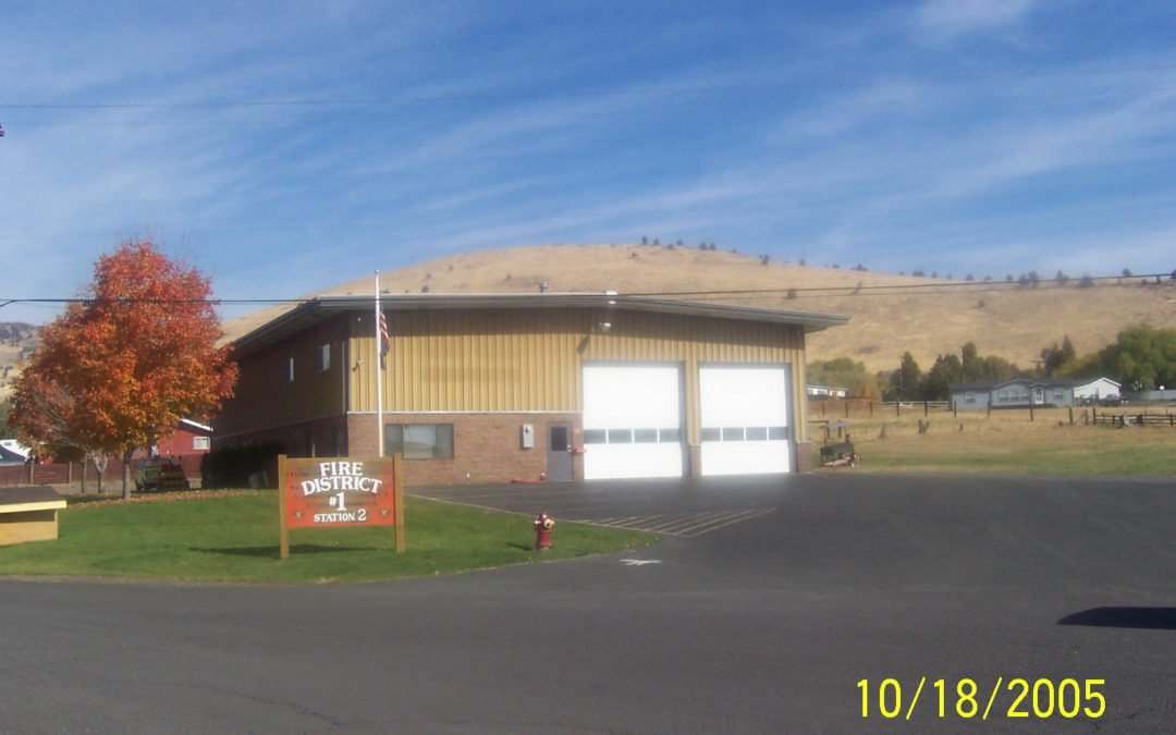 Klamath Fire Department #2