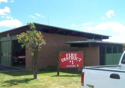 Klamath Fire Department #4