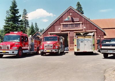 Keno Fire Department 4