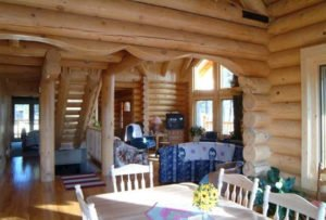 Green Benefits Of Log Homes