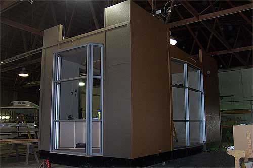 Commercial-Building-Coffee Shop-Modular
