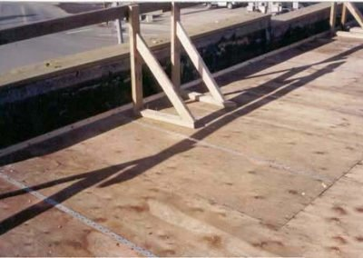 Re-roofing / Parapet Bracing