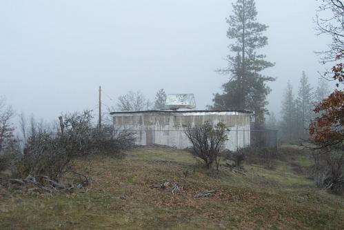 Yreka Water Tank Inspection