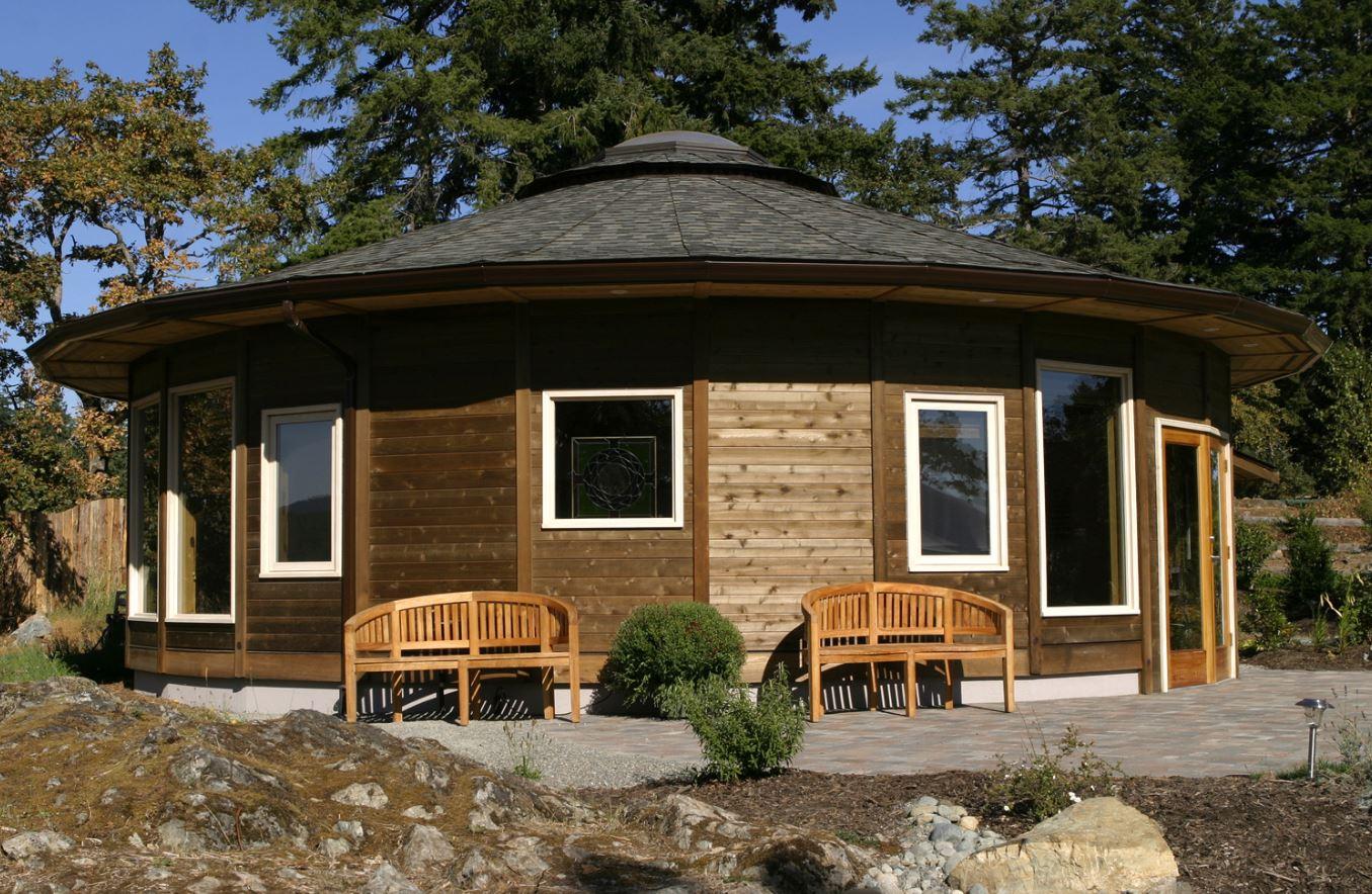 Mandala round home Exterior 3