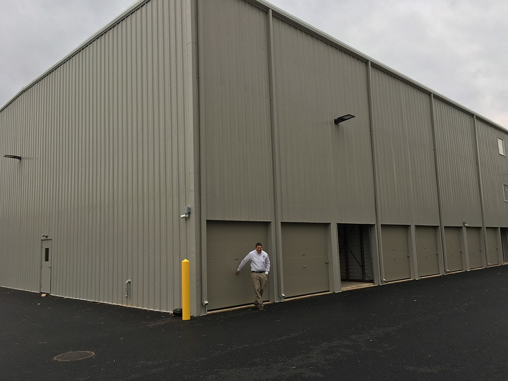 Commercial-Self-Storage-Facility