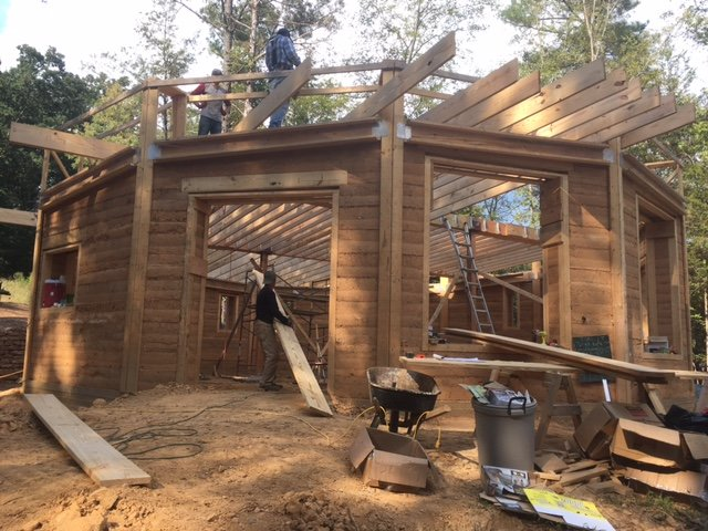 Sustainable-Rammed Earth
