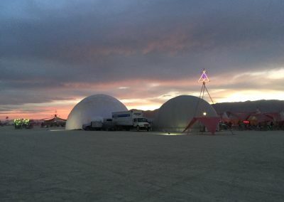 Burning Man Domes 2016 – FullDome Pro
