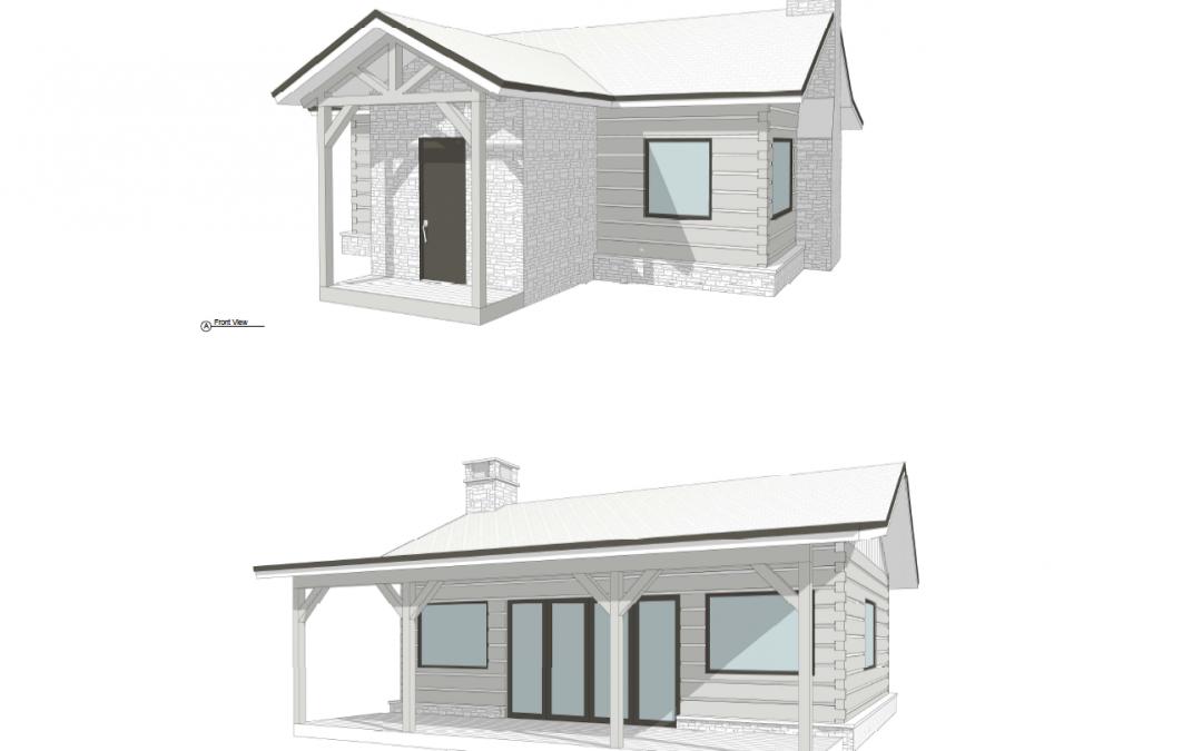 WheelHaus 217-7 Log Home