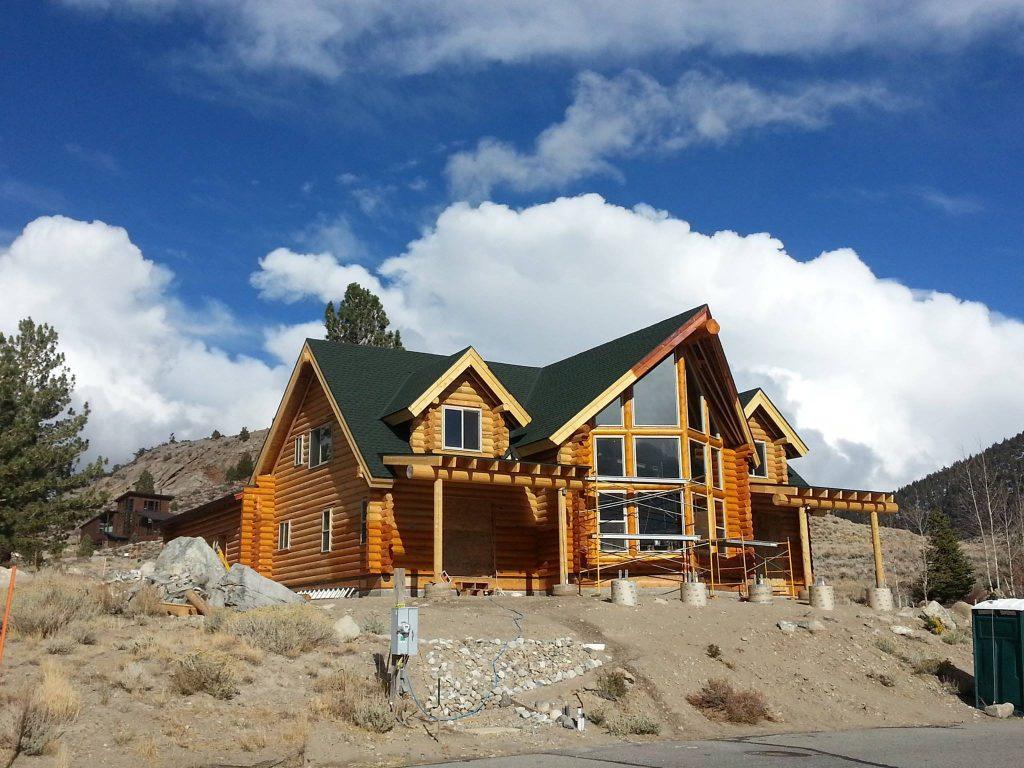 Residential-Log-Home