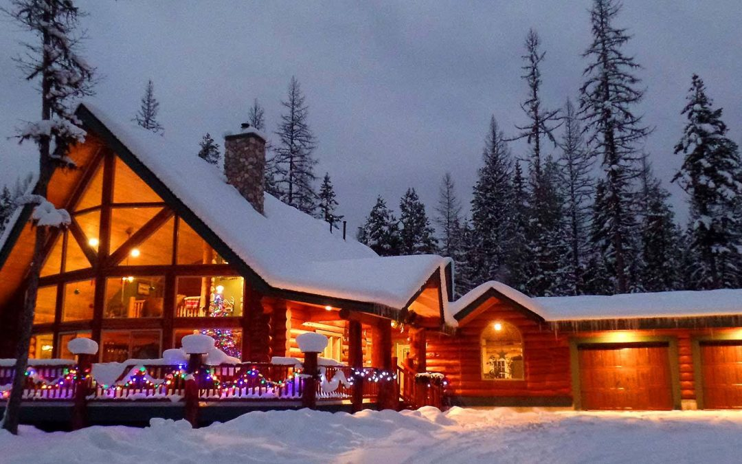 Benefits of a Log Home