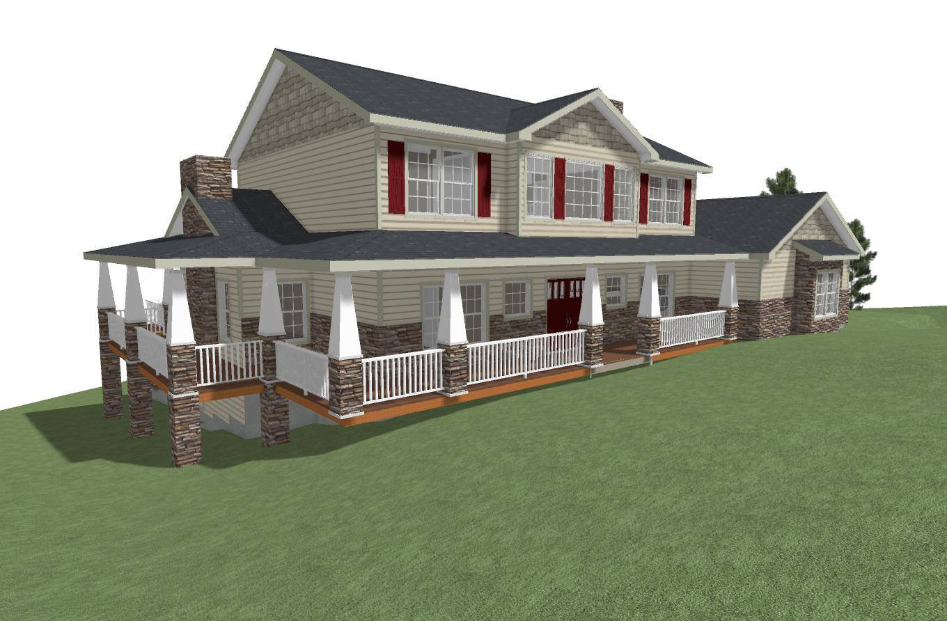 Custom Residential Home Nash Craft Construction