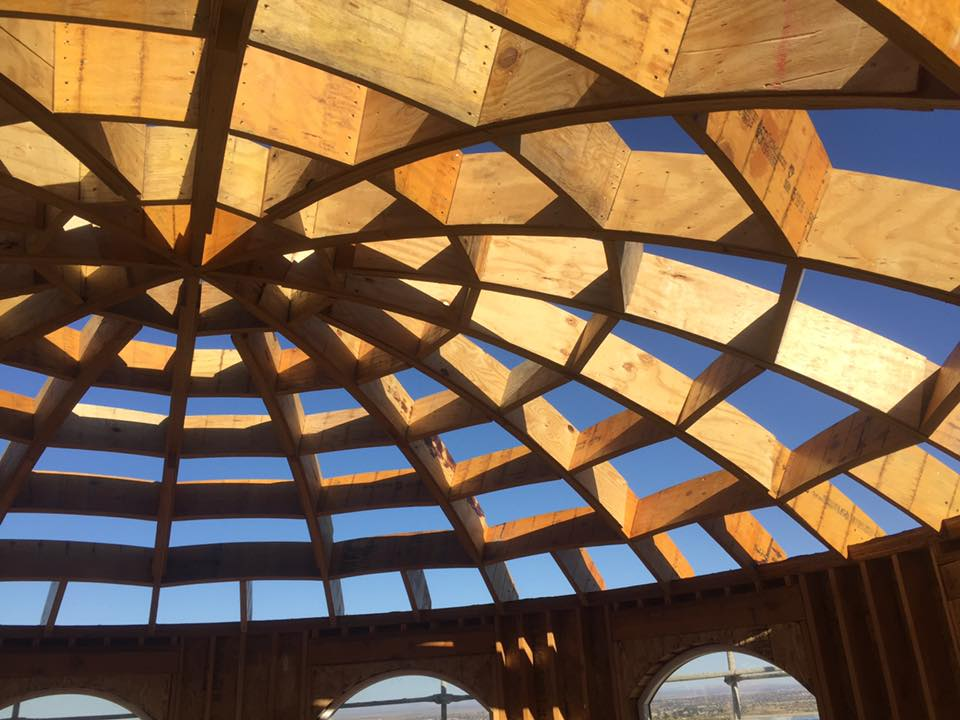 Sustainable-Domes-Wood