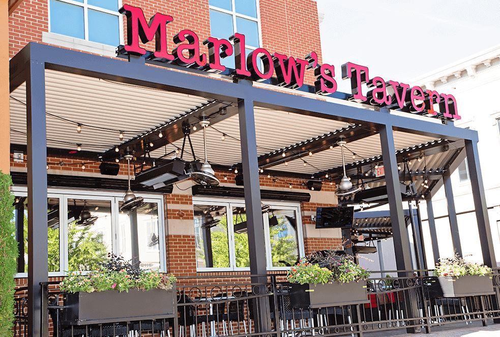 Marlow's Tavern Canopy