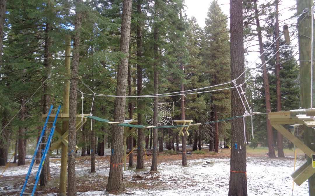 Youth Challenge Course – Klamath Falls, OR.