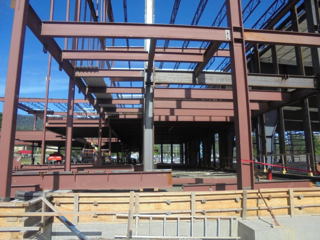 A Closer Look Steel I Beams And Their Purposes In